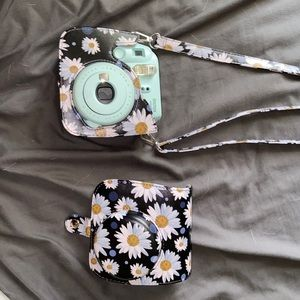 Instax Other - Instax Mini 9 Polaroid with case and film